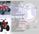 ATV 150cc  P90K